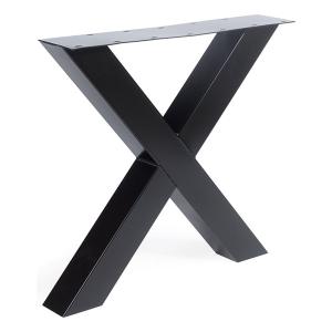 X poot enkel zwart