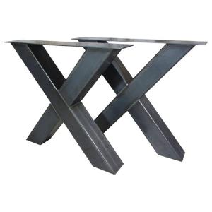 Tafelpoot - x - poten tafel -
